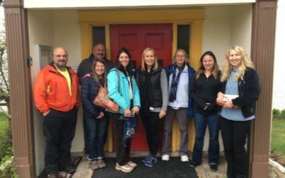 2017 Six Mile Walking Pilgrimage with Fr. Andrew Kurz