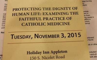 Protecting the Dignity of Human Life: Examining the Faithful Practice of Catholic Medicine